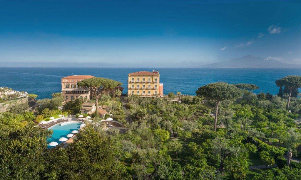 Grand Hotel Excelsior Vittoria, Sorrento Image 23