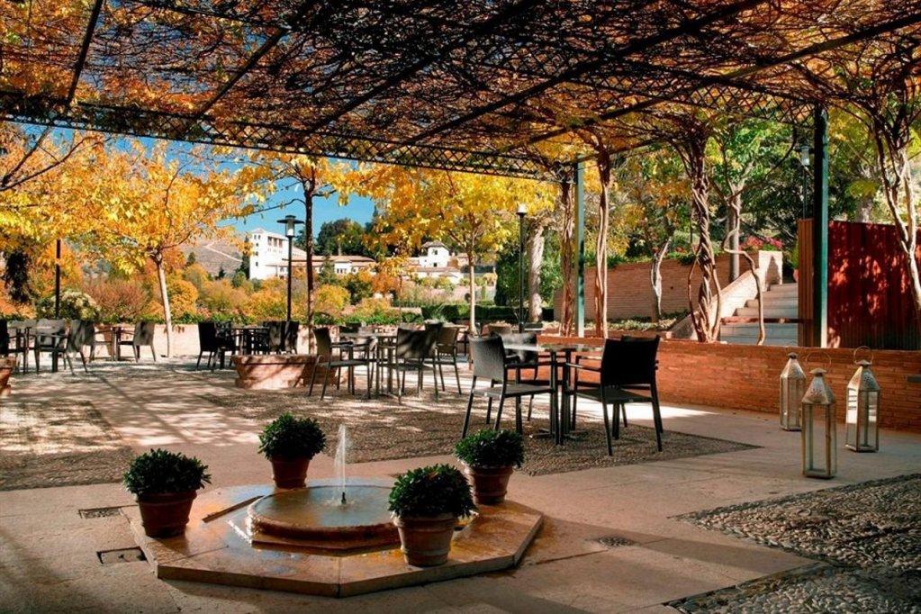 Parador De Granada Hotel Image 3