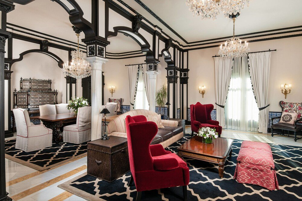 Hotel Alfonso Xiii, A Luxury Collection Hotel, Seville Image 0