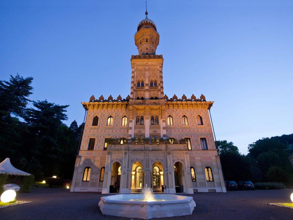 Relais & Chateaux Villa Crespi, Orta San Giulio Image 5