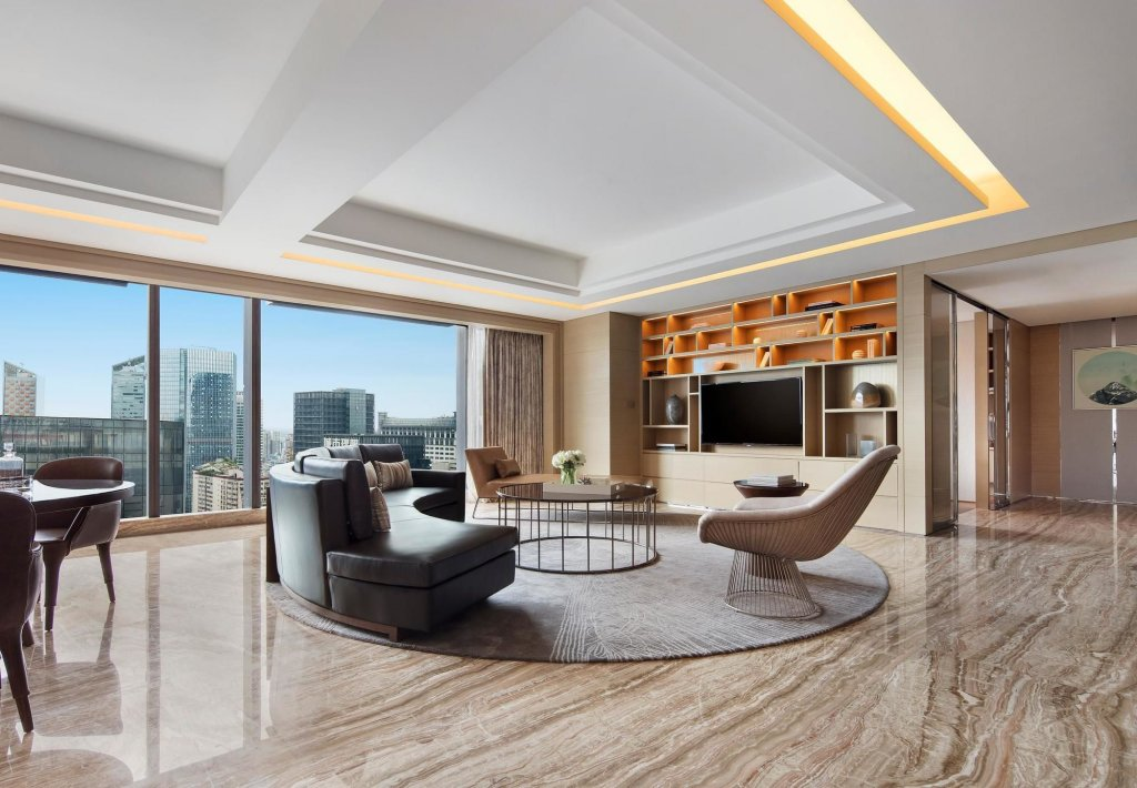Jw Marriott Hotel Chengdu Image 5