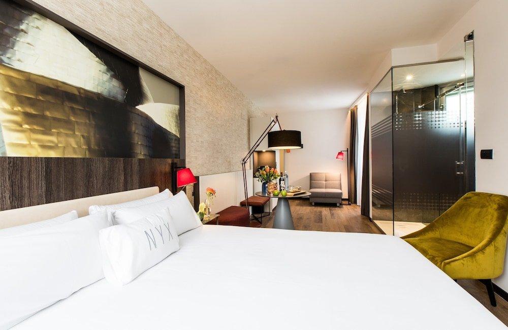 Nyx Hotel Bilbao By Leonardo Hotels Image 12