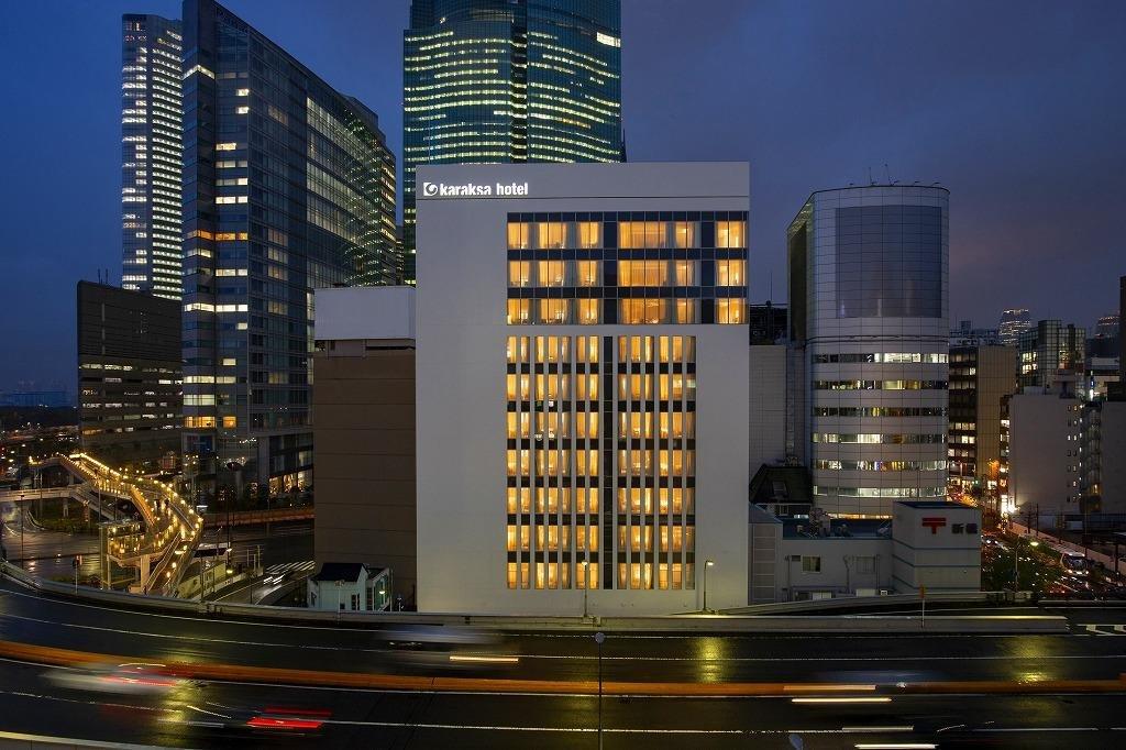Karaksa Hotel Premier Tokyo Ginza Image 1