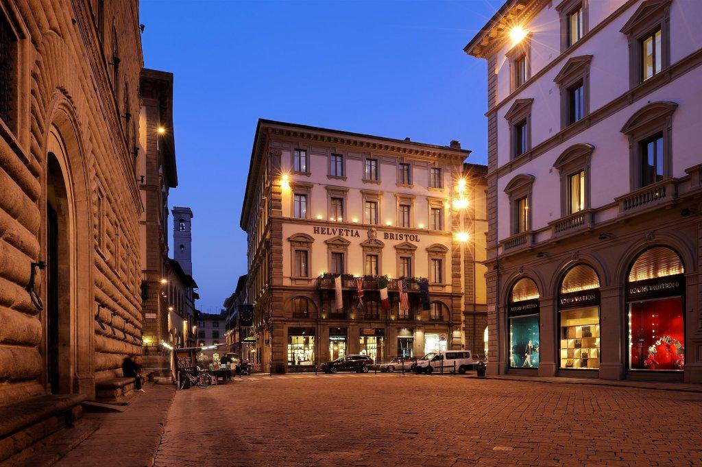 Helvetia & Bristol Starhotels, Florence Image 10