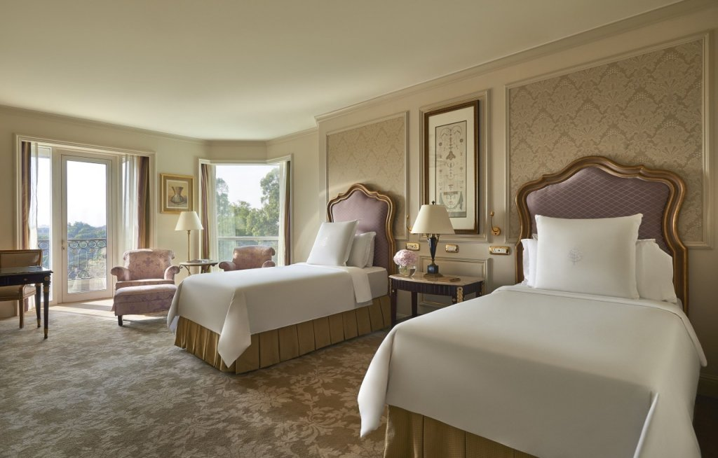 Four Seasons Hotel Cairo At First Residence Image 34