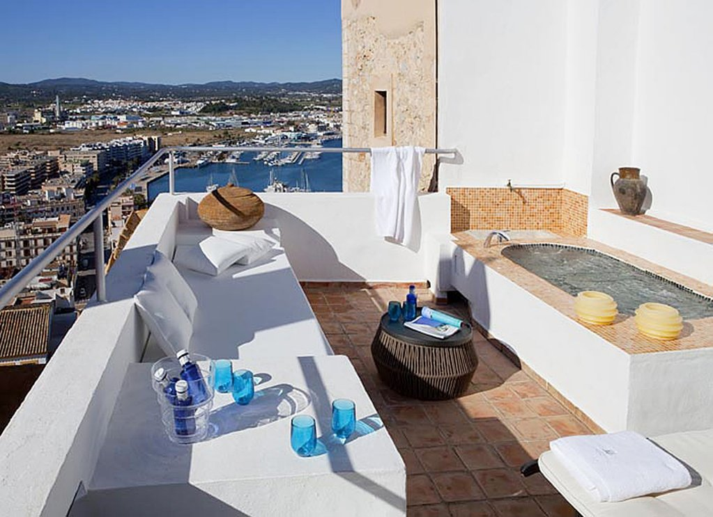 Hotel Torre Del Canónigo, Ibiza Town, Ibiza Image 21