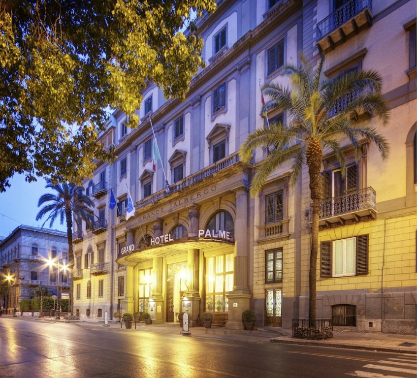 Grand Hotel Et Des Palmes, Palermo Image 0