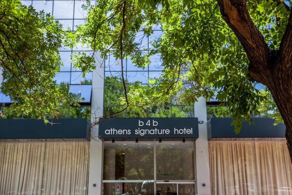 B4b Athens Signature Hotel Image 11