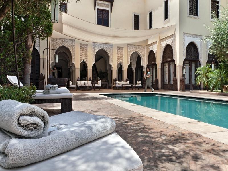 La Villa Des Orangers - Relais & Chateaux, Marrakech Image 15