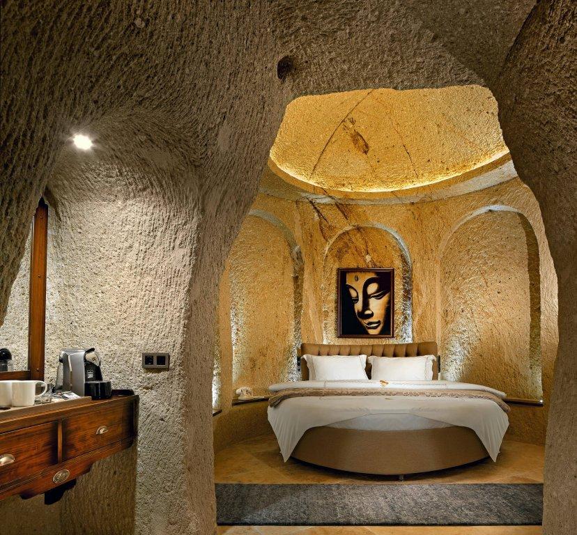 Seraphim Cave Hotel, Mustafapasa Image 3