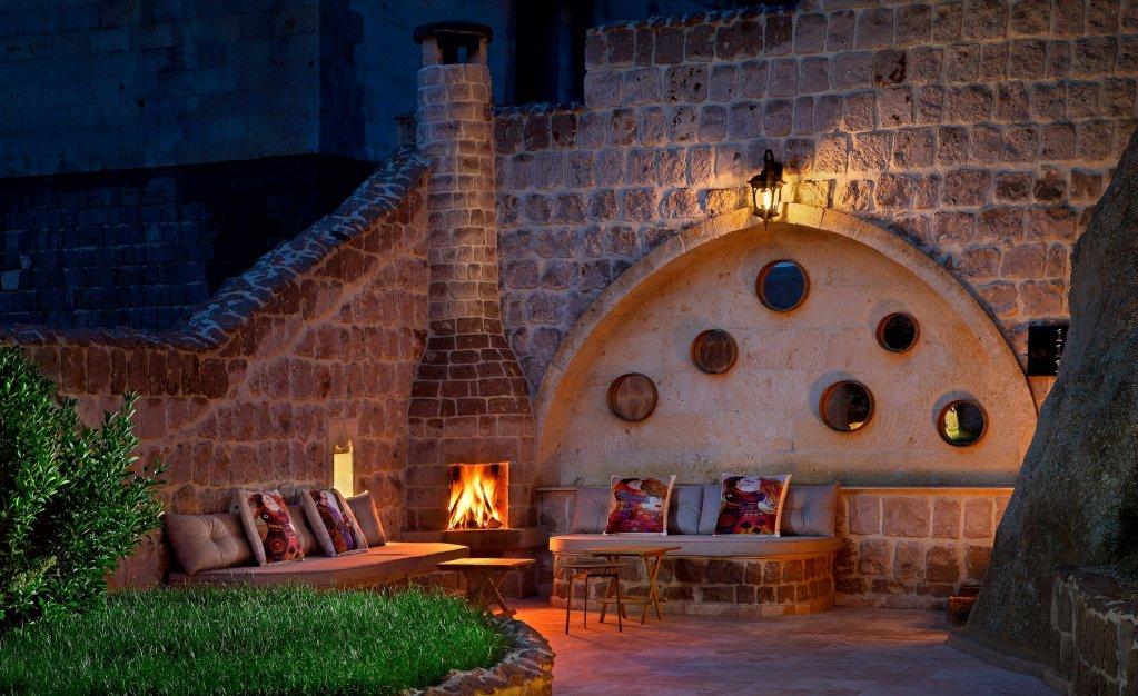 Seraphim Cave Hotel, Mustafapasa Image 22