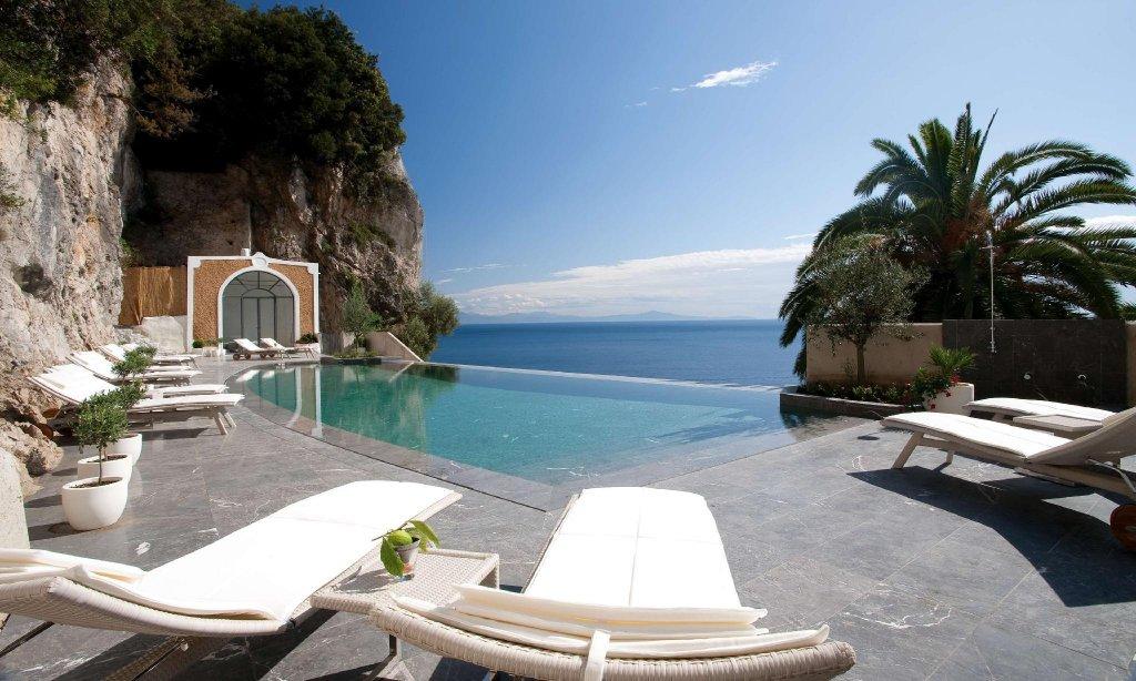 Nh Collection Grand Hotel Convento Di Amalfi Image 3