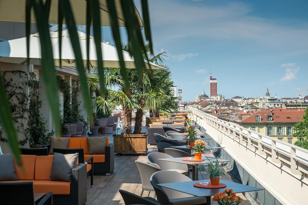 Hotel Turin Palace, Turin Image 0