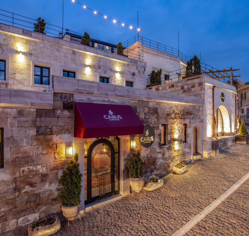 Carus Cappadocia Hotel, Goreme Image 17