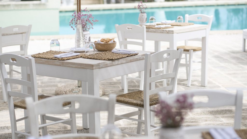 Canne Bianche Lifestyle Hotel, Torre Canne Image 10