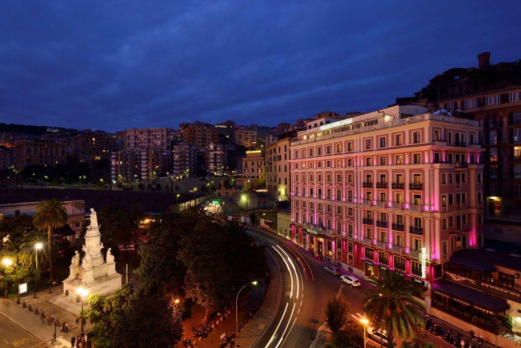 Grand Hotel Savoia, Genoa Image 1