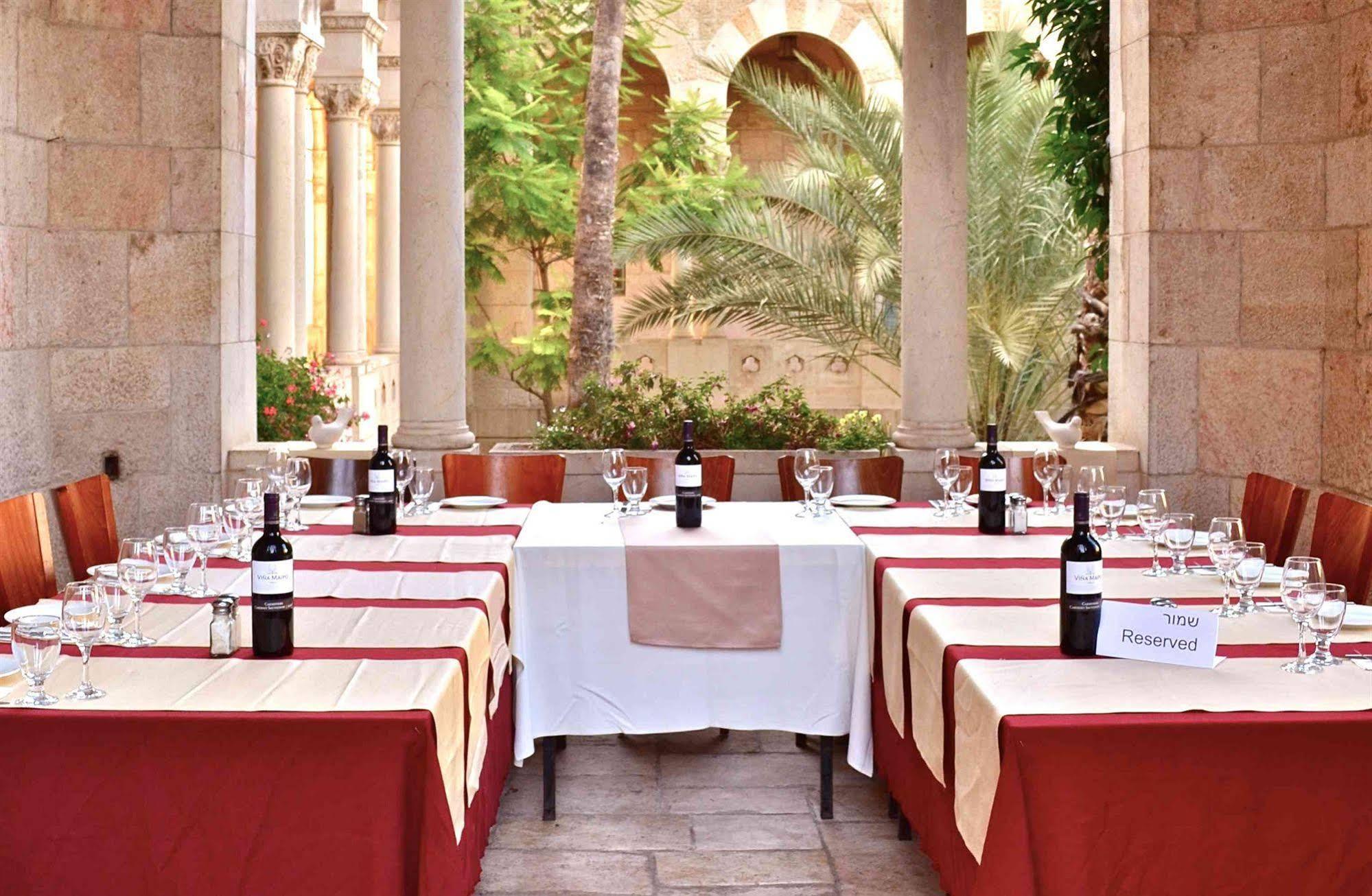 Ymca Three Arches Hotel, Jerusalem Image 20