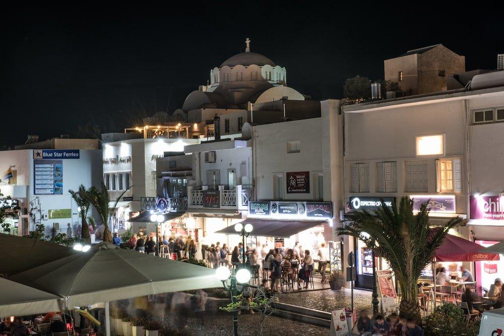 Santorini Main Square Image 8