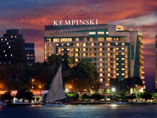 Kempinski Nile Hotel Cairo Image 32