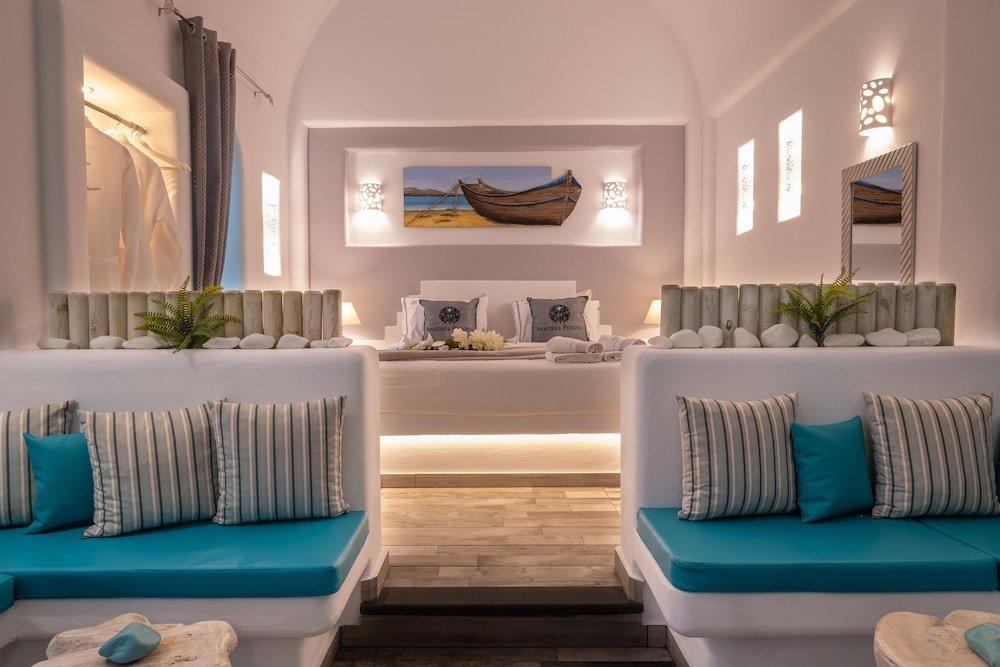Anastasia Princess Luxury Residence & Suites, Perissa, Santorini Image 29