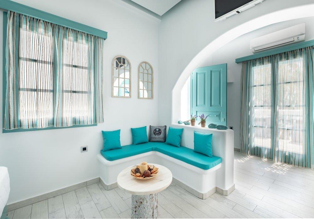 Anastasia Princess Luxury Residence & Suites, Perissa, Santorini Image 26