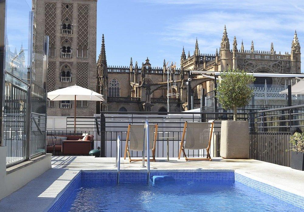 Eme Catedral Hotel, Seville Image 40