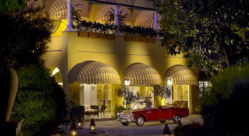 Caesar Augustus, Relais & Chateaux Hotel, Anacapri Image 3