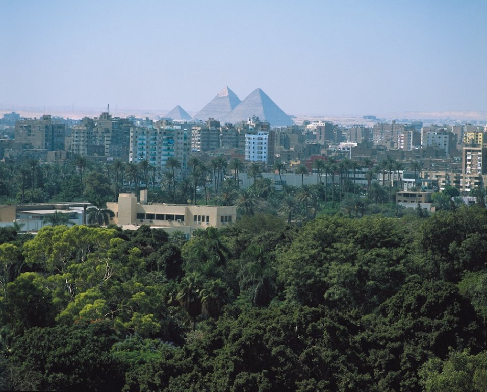 Four Seasons Hotel Cairo At First Residence Image 19