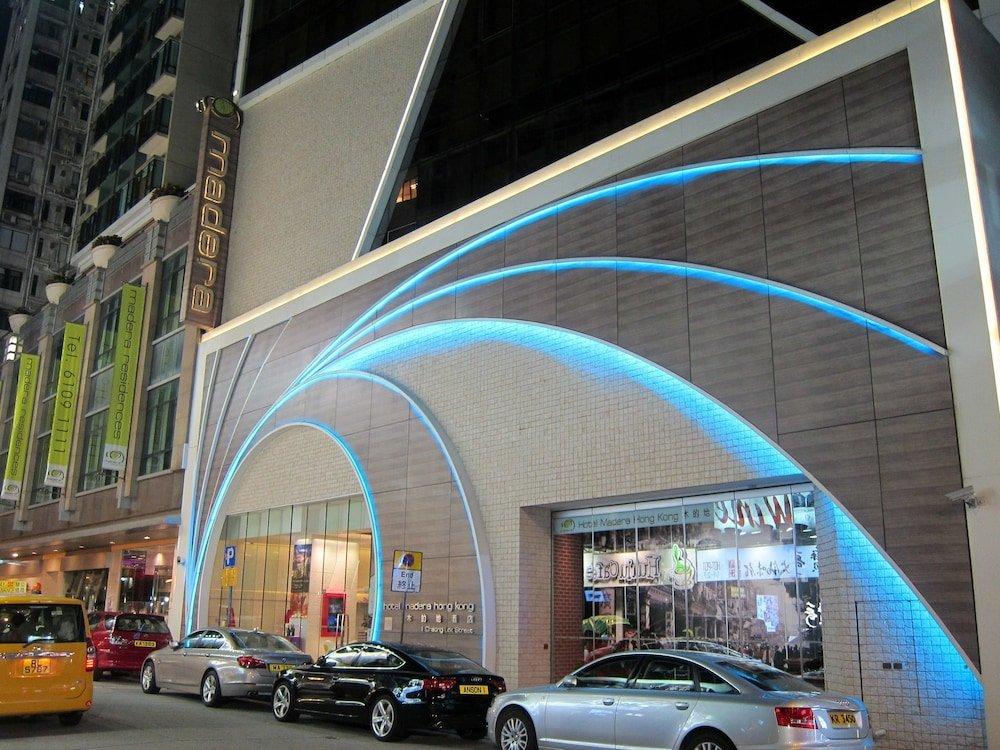 Hotel Madera Hong Kong Image 19