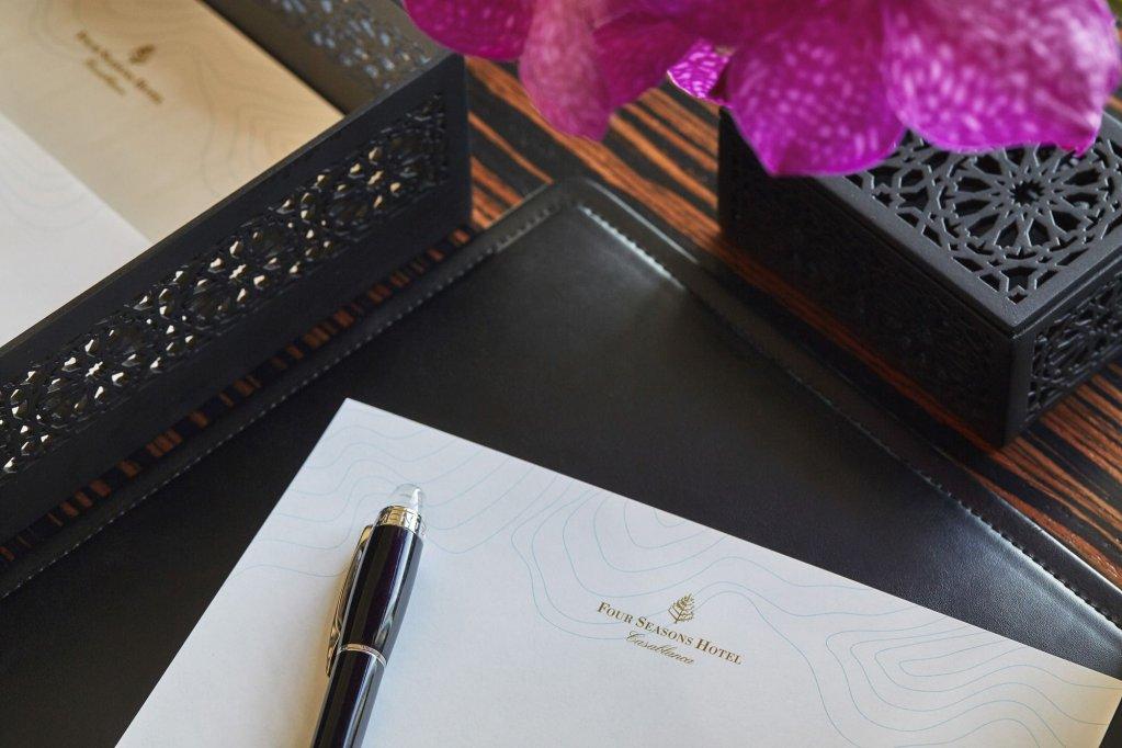 Four Seasons Hotel Casablanca Image 8