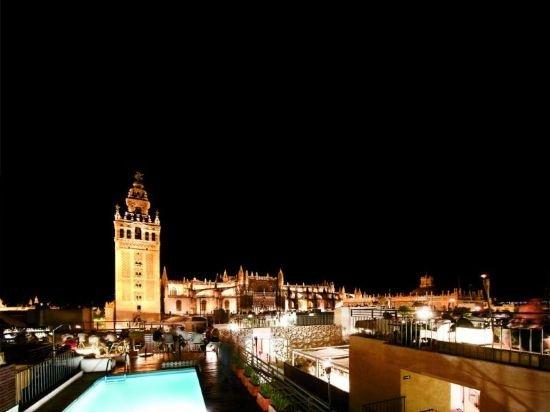 Eme Catedral Hotel, Seville Image 39