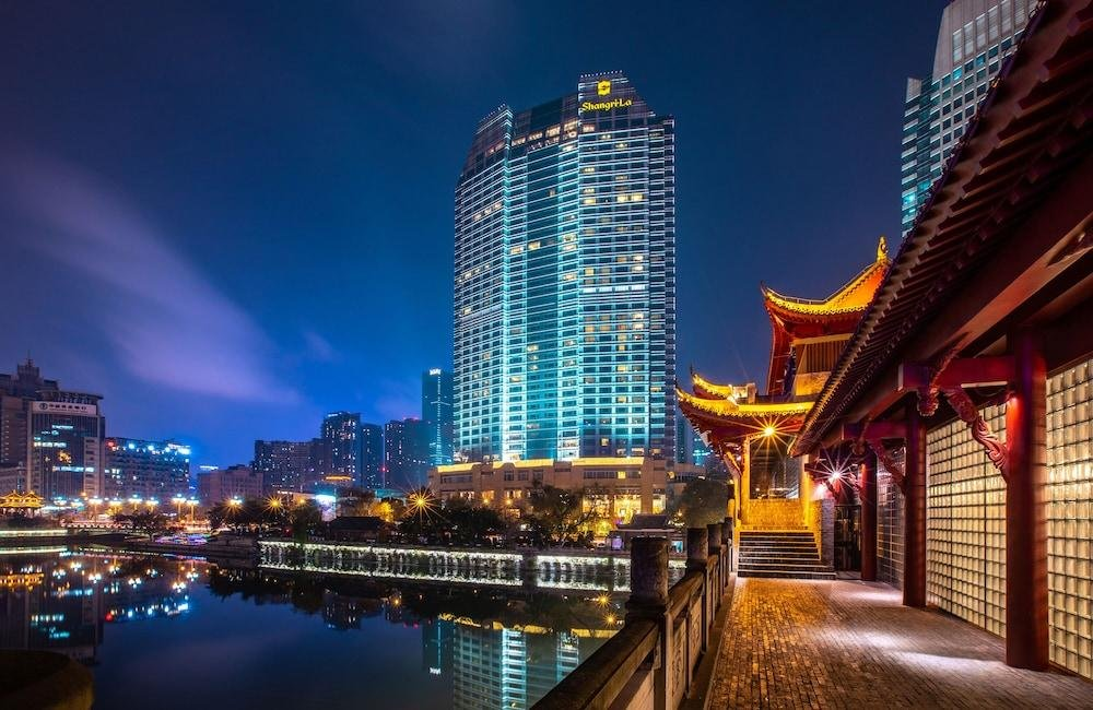 Shangri-la Hotel Chengdu Image 38
