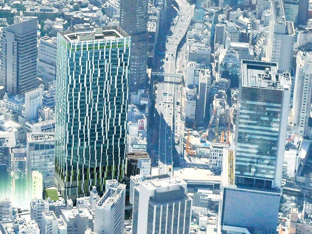 Shibuya Stream Excel Hotel Tokyu, Tokyo Image 15