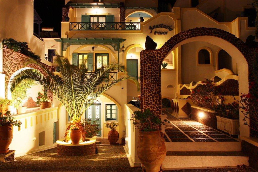 Anastasia Princess Luxury Residence & Suites, Perissa, Santorini Image 9