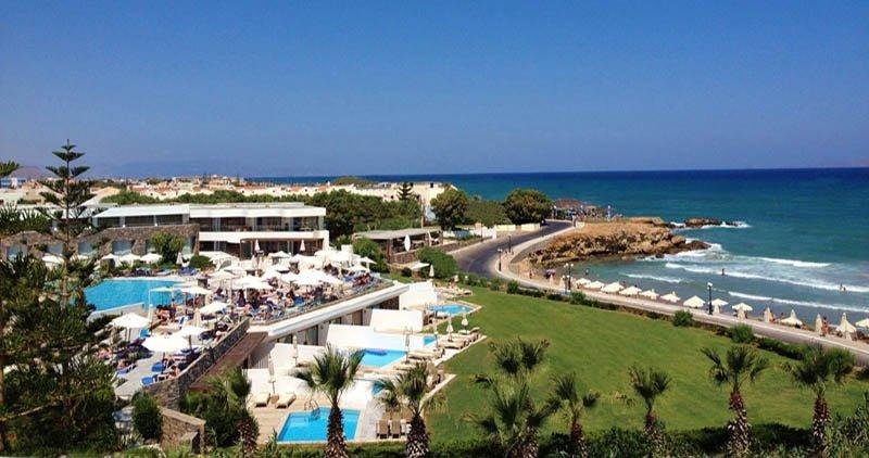 Paradise Island Villas And Hotel, Hersonissos, Crete Image 36
