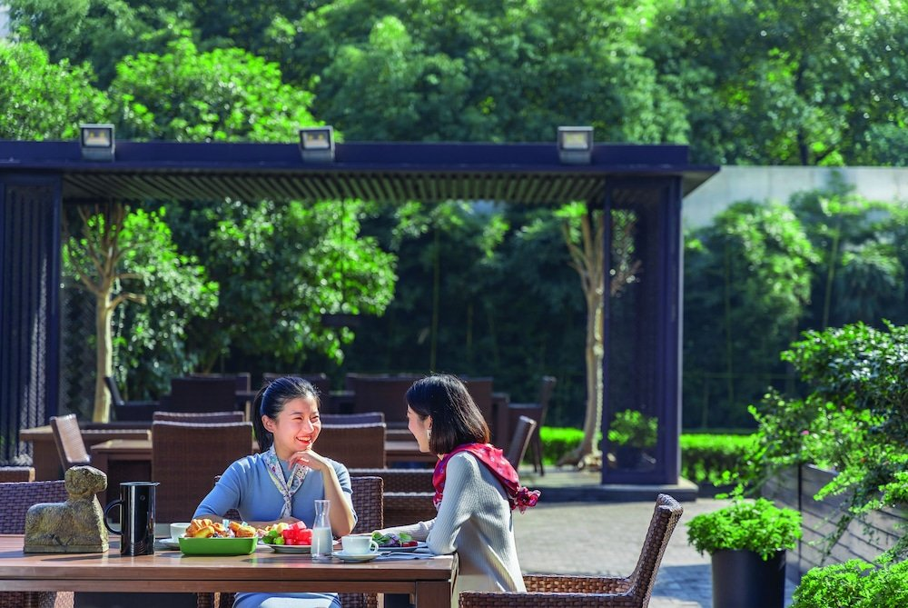 Hyatt Regency Wuhan Optics Valley, Wuhan Image 32