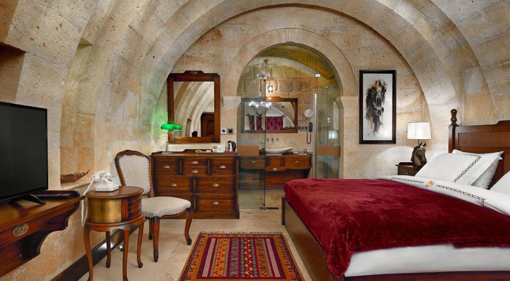 Seraphim Cave Hotel, Mustafapasa Image 13