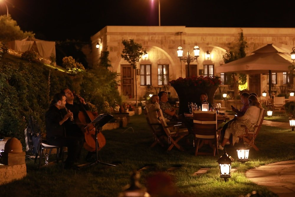Seraphim Cave Hotel, Mustafapasa Image 8
