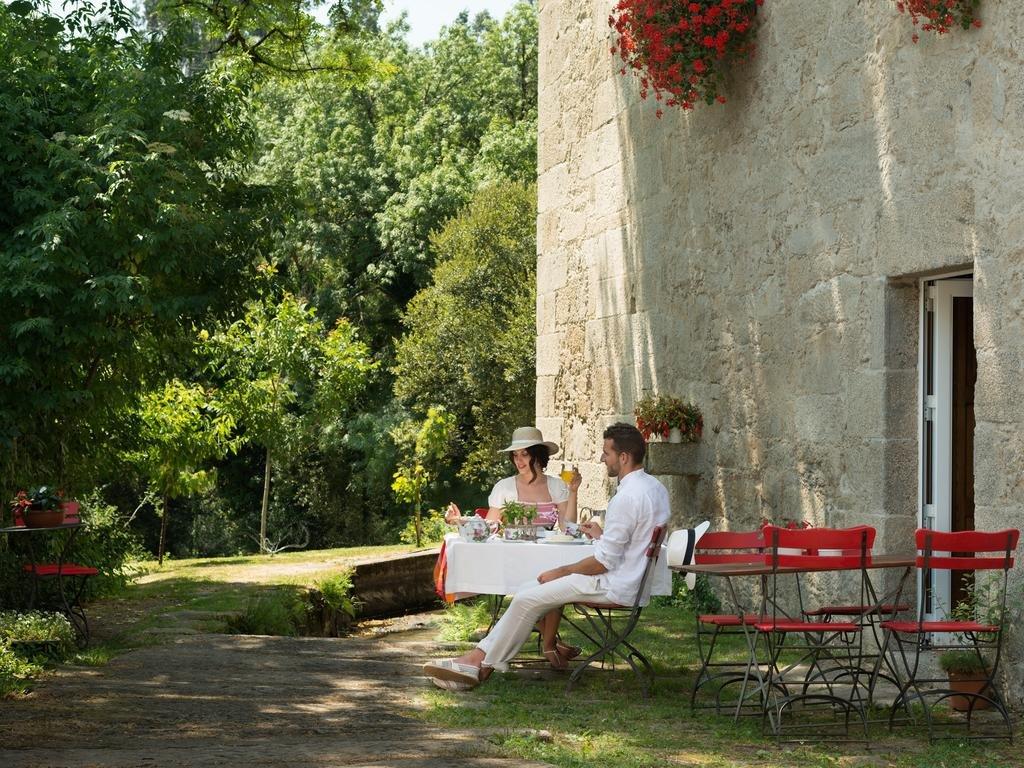 Hotel Spa Relais & Chateaux A Quinta Da Auga, Santiago De Compostela Image 21