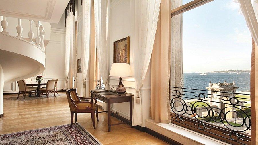 Ciragan Palace Kempinski, Istanbul Image 2