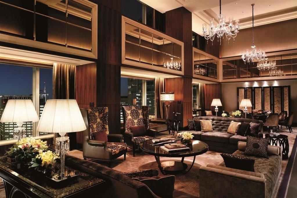 Shangri-la Hotel, Tokyo Image 16