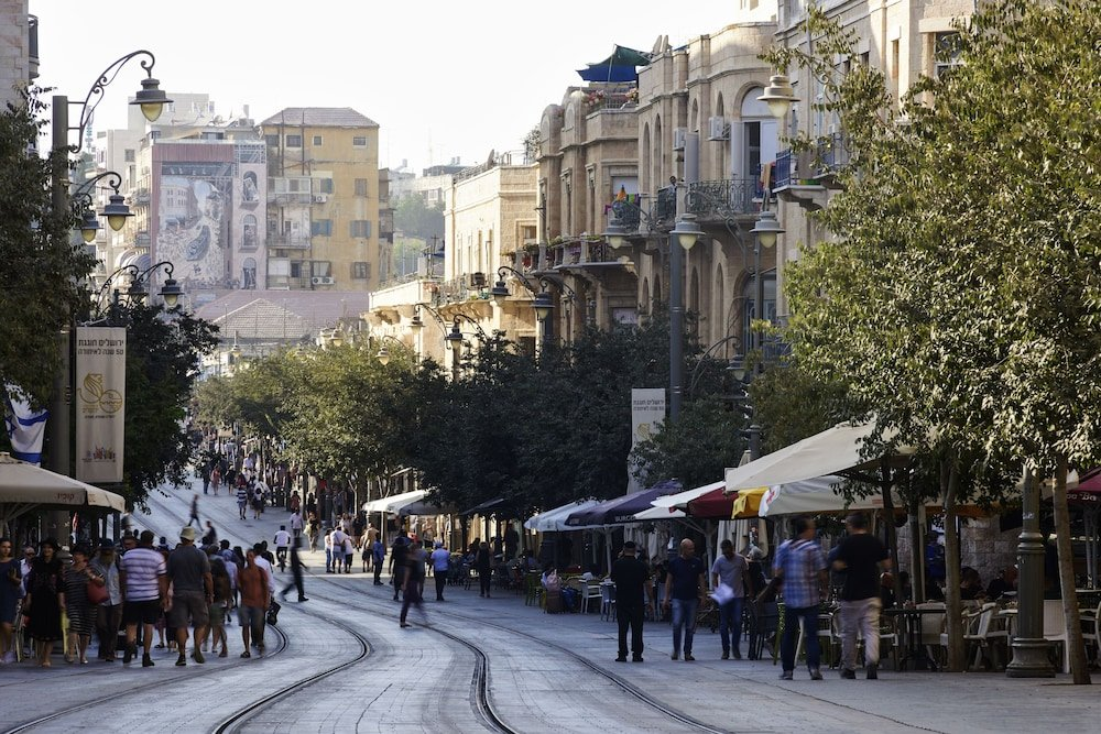 Ibis Styles Jerusalem City Center - An Accorhotels Brand Image 41