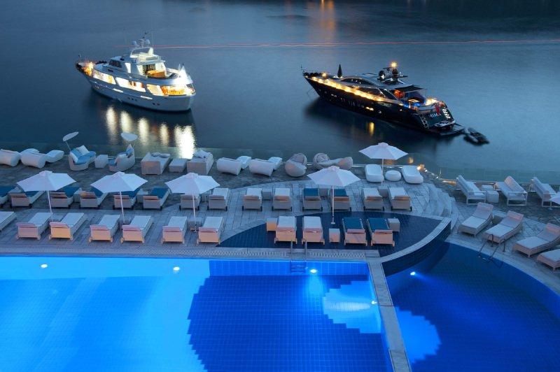Petasos Beach Resort & Spa, Plati Yialos Beach, Mykonos Image 3