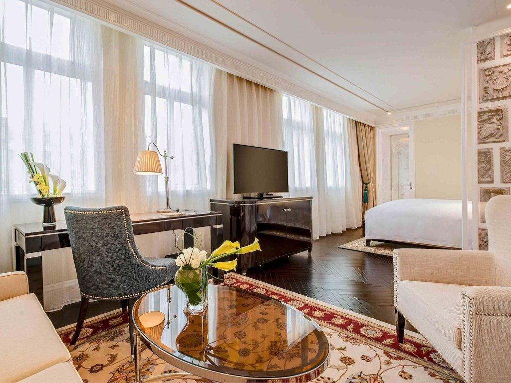 Sofitel Legend People's Grand Hotel Xian Image 4