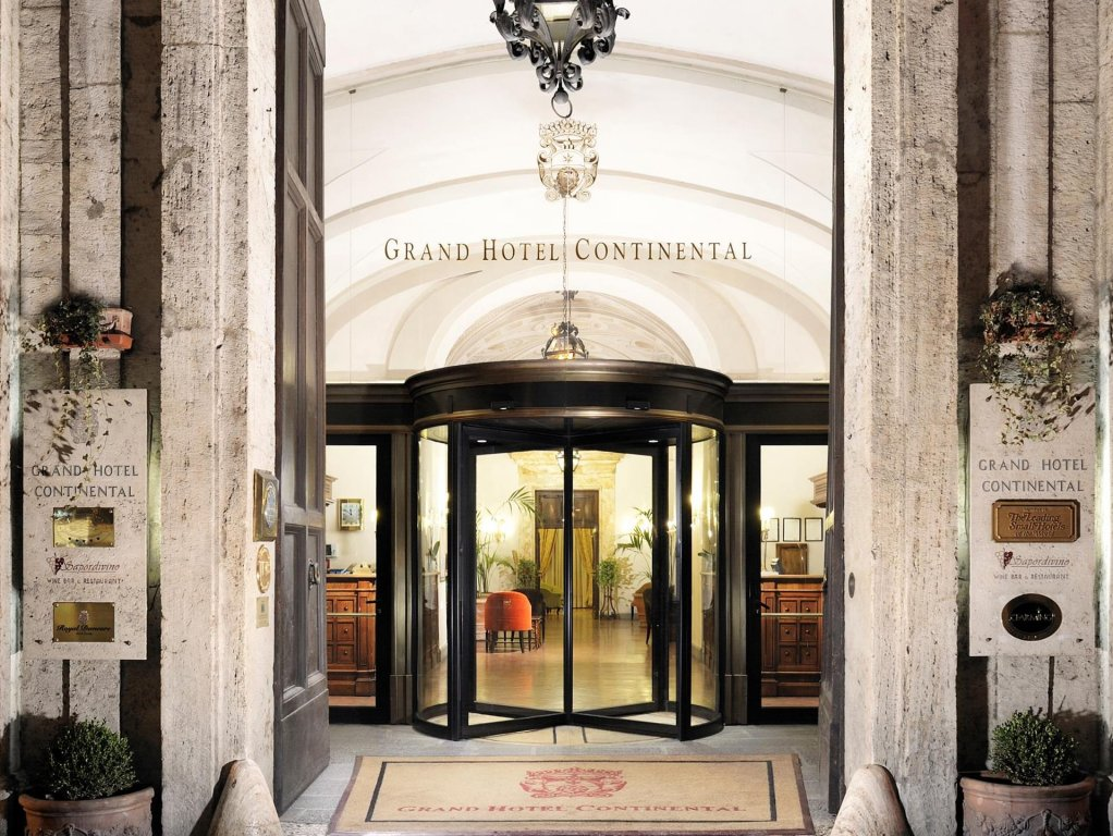 Grand Hotel Continental Siena – Starhotels Collezione Image 7