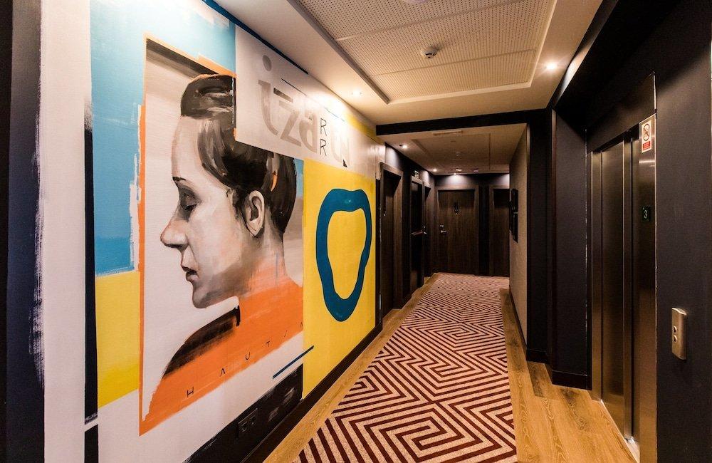 Nyx Hotel Bilbao By Leonardo Hotels Image 22
