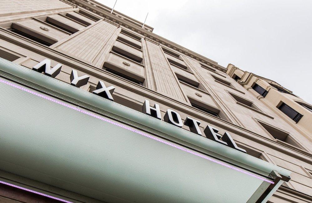Nyx Hotel Bilbao By Leonardo Hotels Image 9