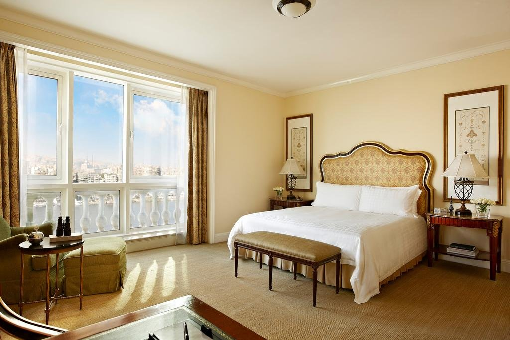 Four Seasons Hotel Cairo At First Residence Image 14