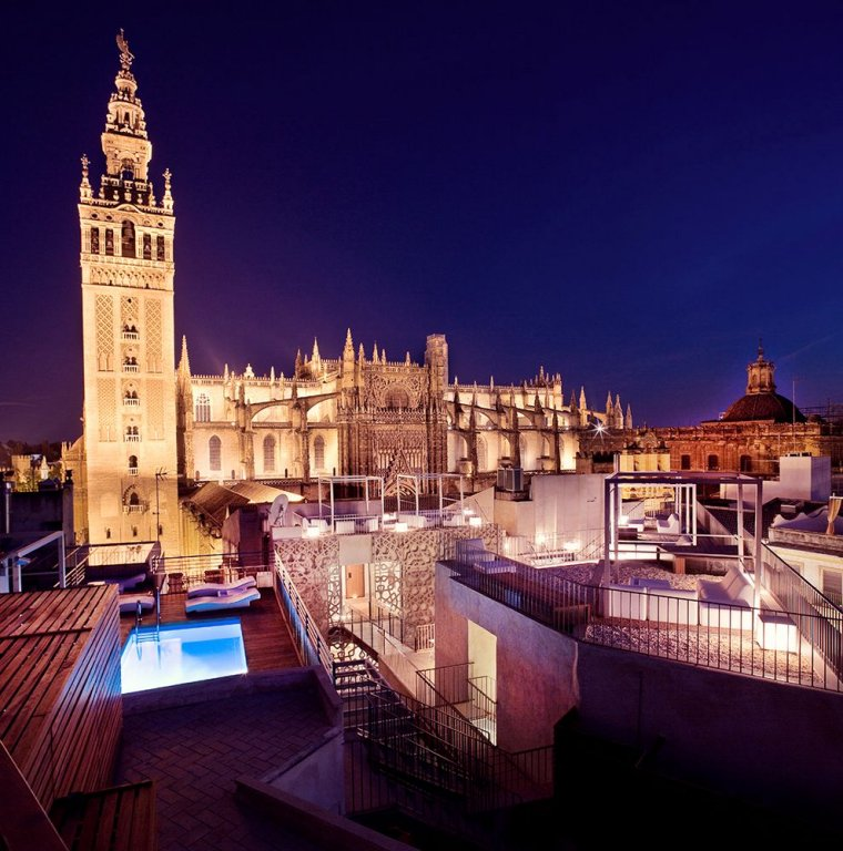 Eme Catedral Hotel, Seville Image 34