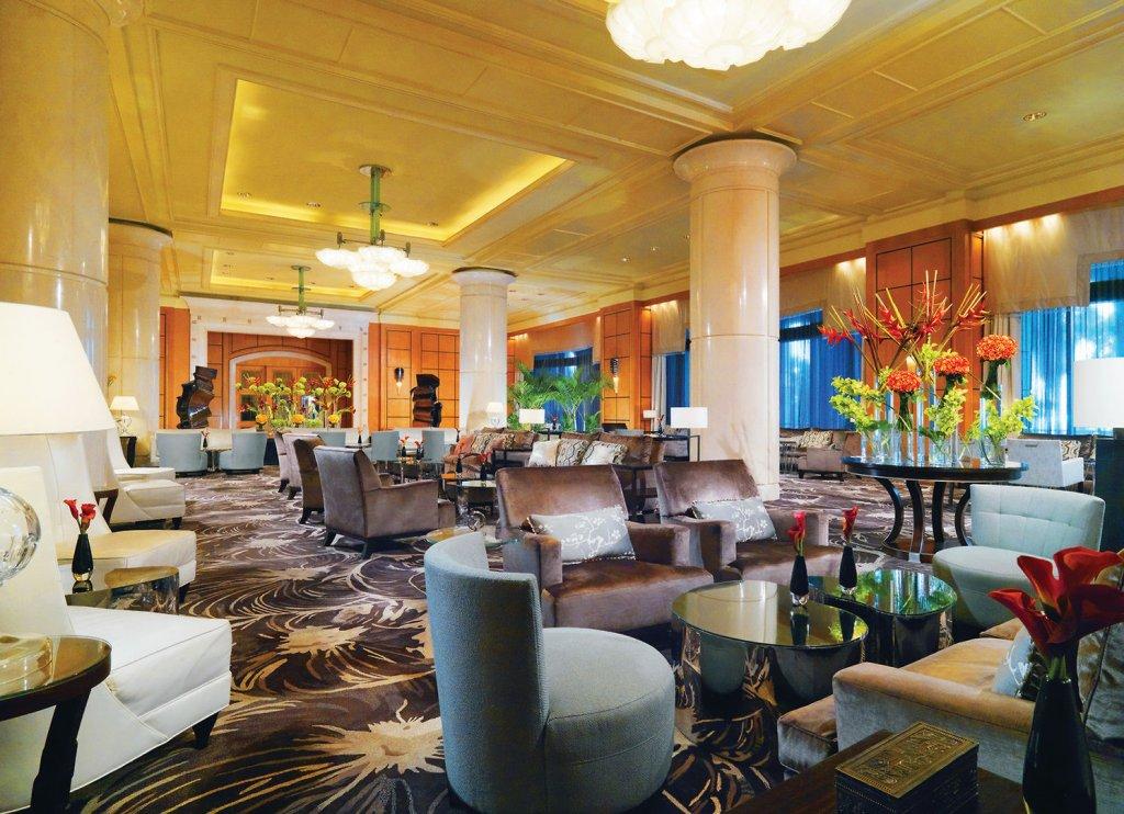 Four Seasons Hotel Cairo At Nile Plaza Image 40